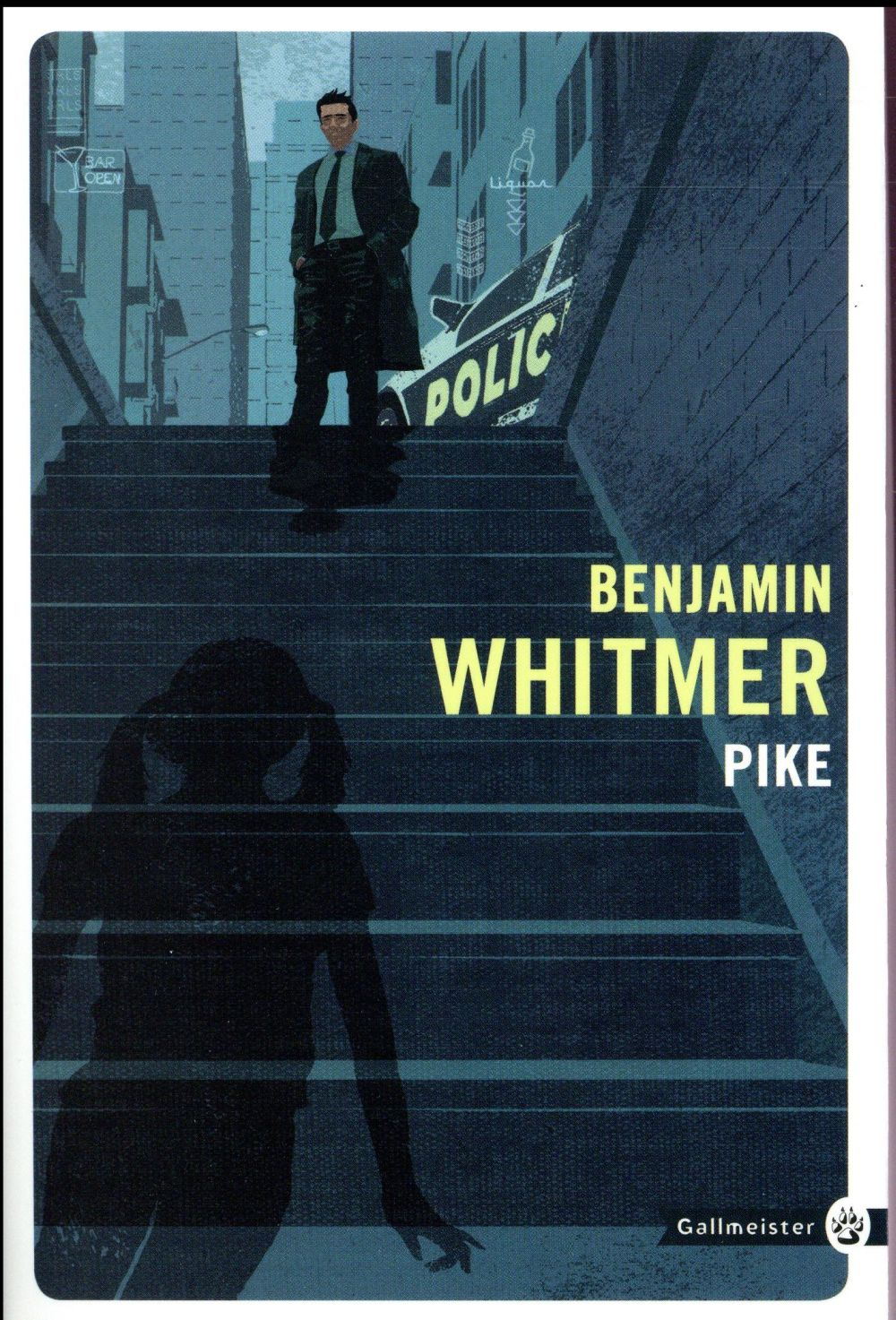 PIKE Whitmer Benjamin Gallmeister